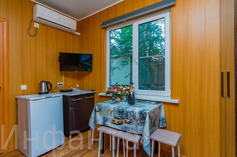 Коттедж полулюкс с двумя спальнями